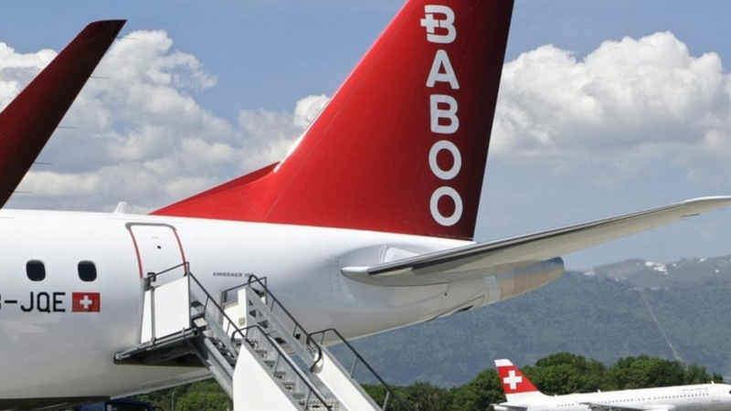 Baboo Keystone e l'aeroporto di Lugano