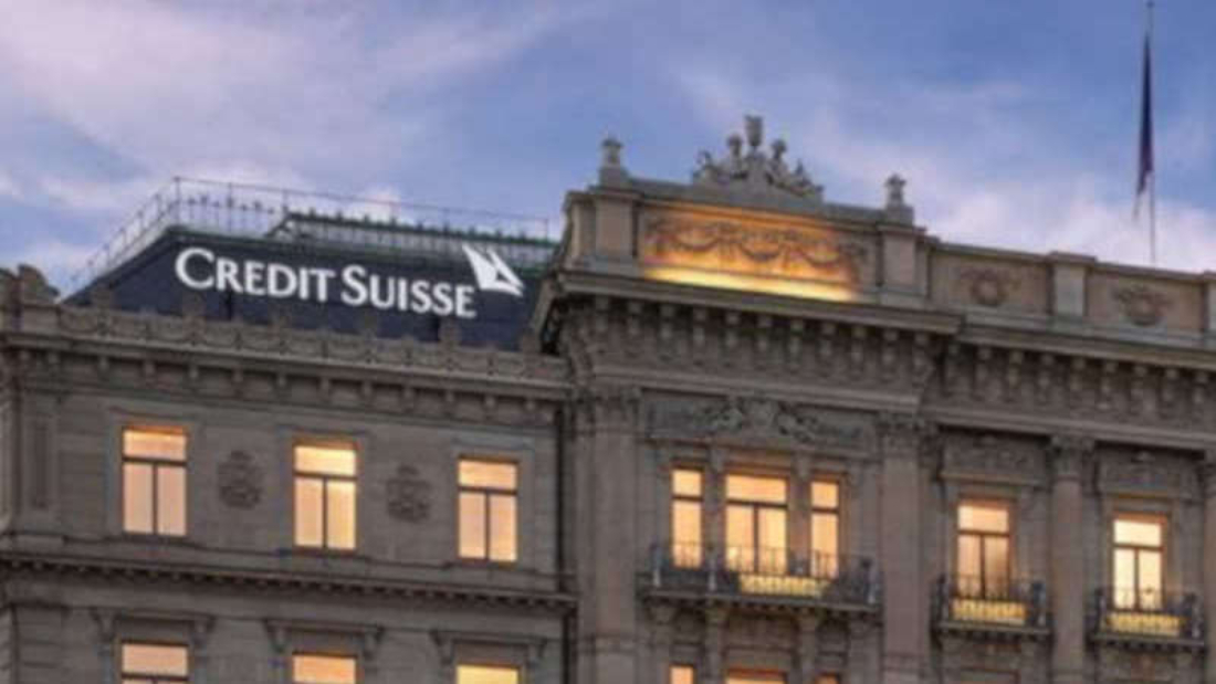 carriera in Credit Suisse