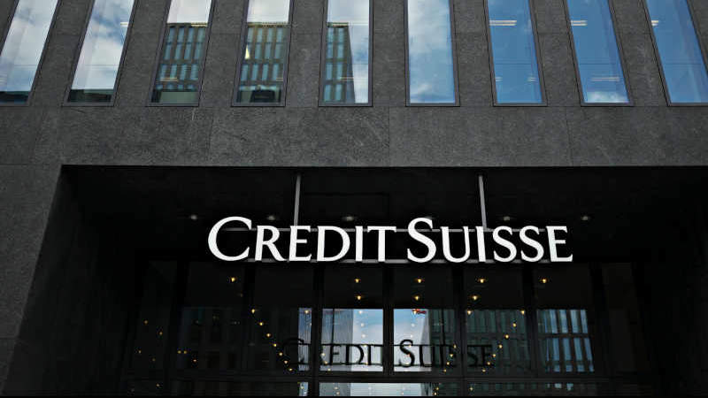 Credit Suisse e contabilità in franchi svizzeri