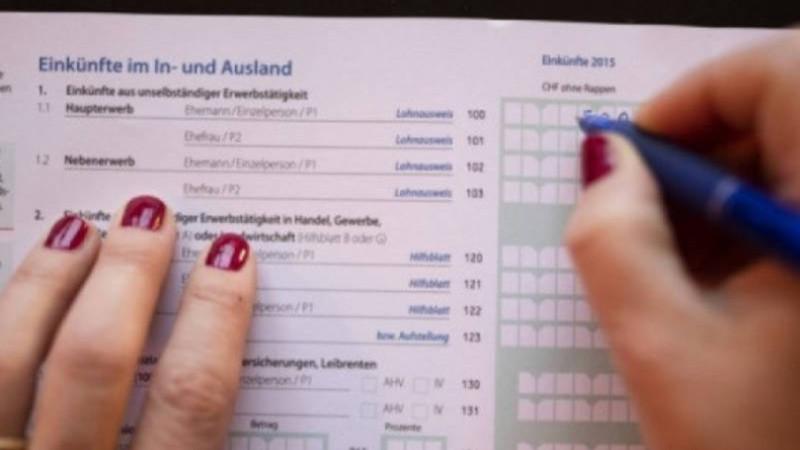 La riforma dell'imposta preventiva in Svizzera