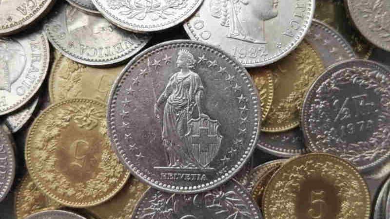 Il cambio euro franco svizzero