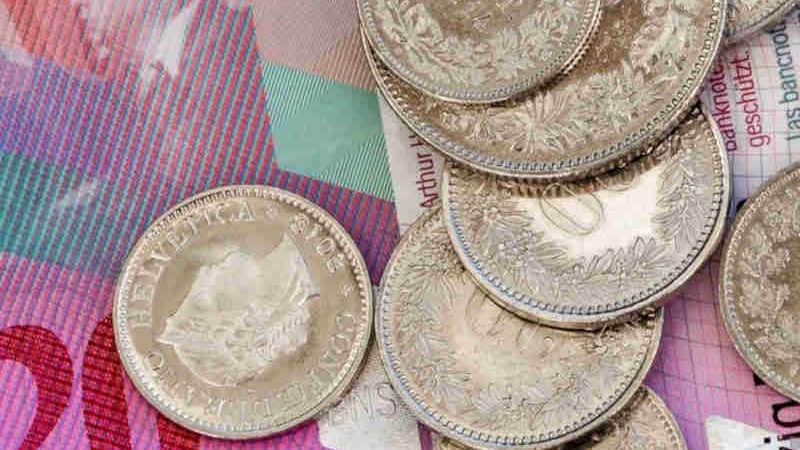 Previsioni di cambio euro franco svizzero