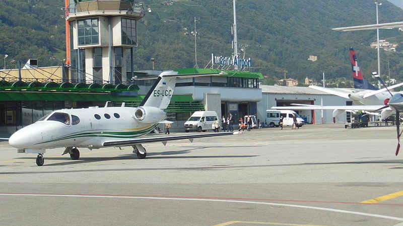 Al via la raccolta firme per l'aeroporto di Lugano