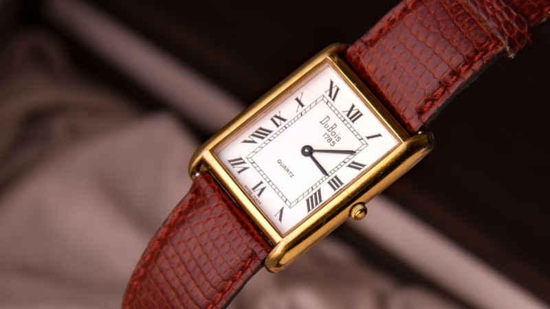 Il settore orologeria potrebbe risentire della crisi