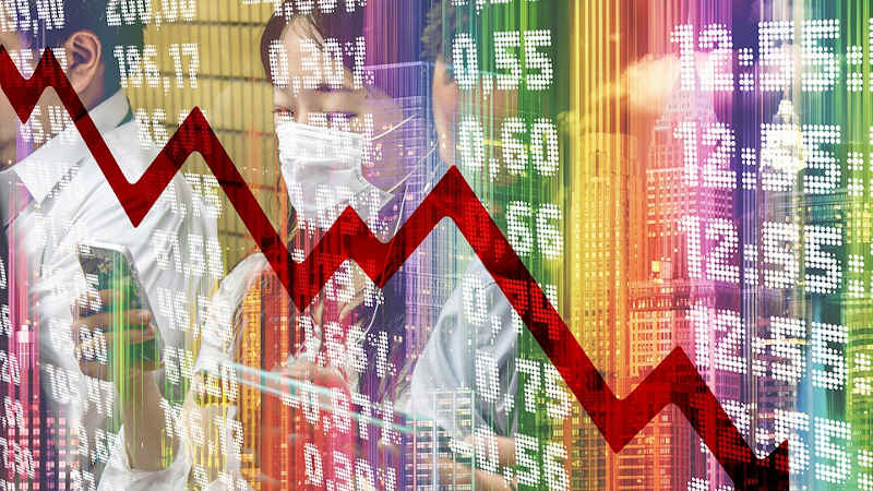 Impatto del coronavirus sull'economia