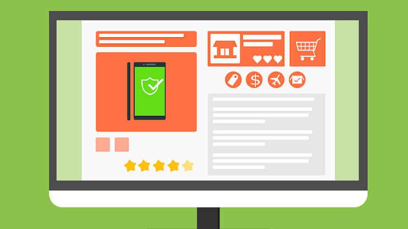 Trend positivo per le vendite online
